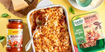 Wegetariańska lasagne