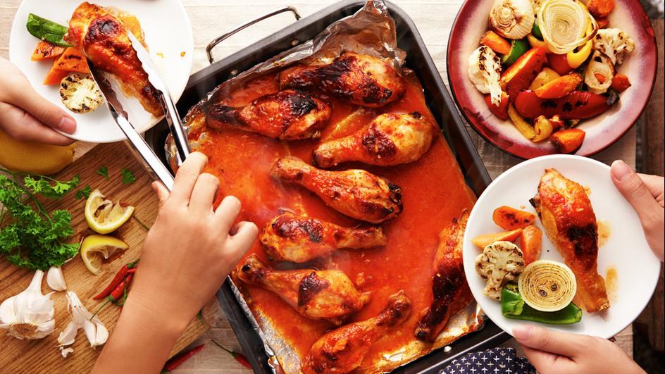 Ayam Peri Peri Pedas Ringkas