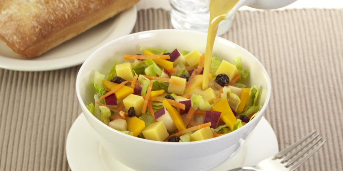 Vegetable Fruit Salad With Orange Vinaigrette Nestle Recipes