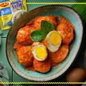 Telur Ayam Bumbu Bali