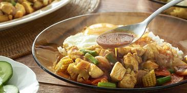 Ayam Paprik Kebaboom!