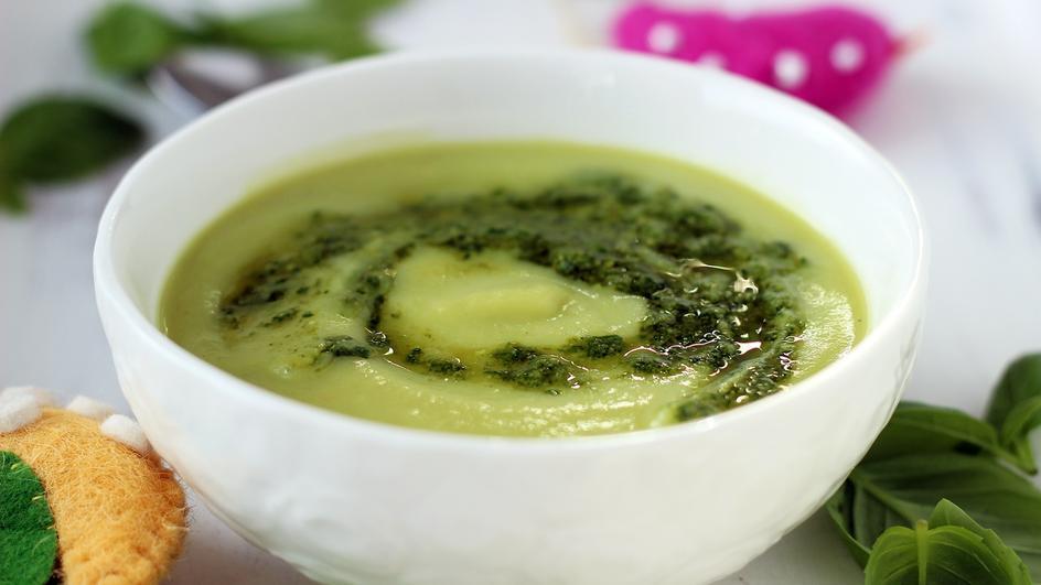 Zupa krem z awokado