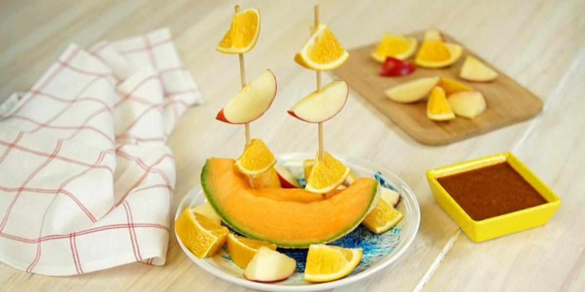 Barco de melón