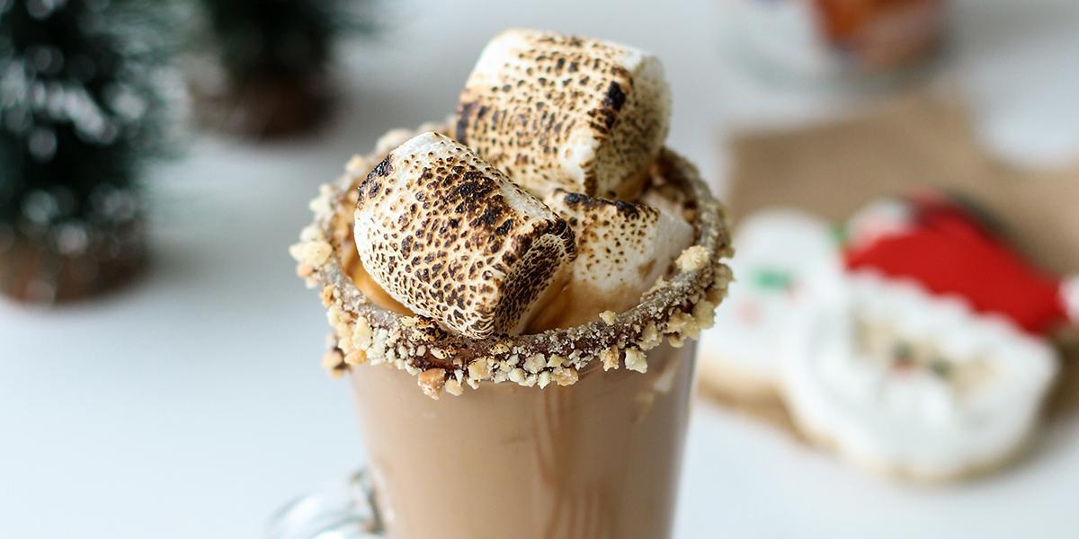 Bebida de Chocolate y Café