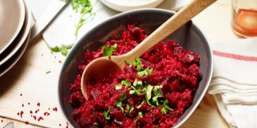 Couscous-Rote Bete Salat