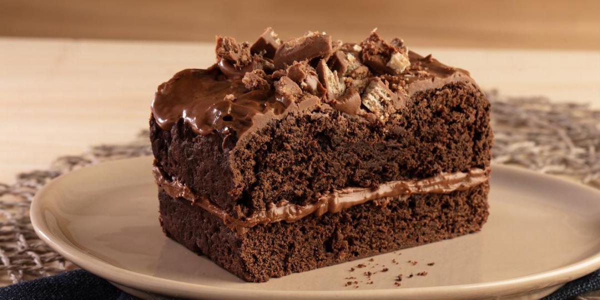 Receta fácil de Torta Kitkat®
