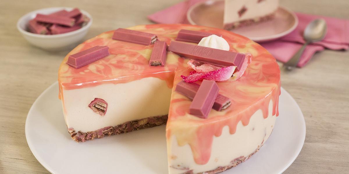 Cheesecake ruby