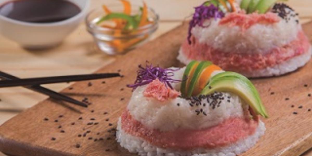 Dona de sushi