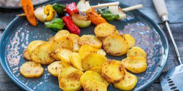 Krosse Bratkartoffeln