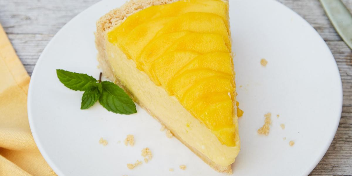 Torta de mango