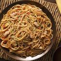 Asian Chicken Spaghetti