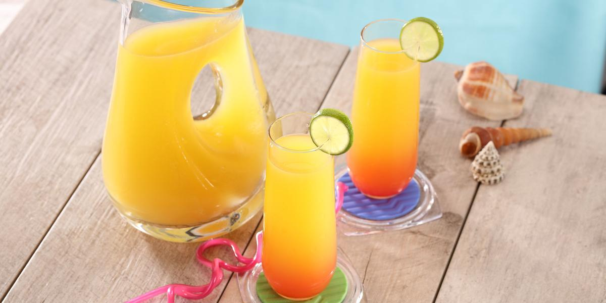 Pineaplle Rum Punch