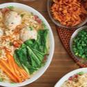 Chicken Meatballs MAGGI Noodles