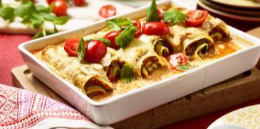Orientalische Cannelloni