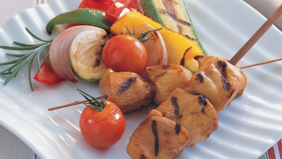Marinated Chicken with Honey and Balsamic