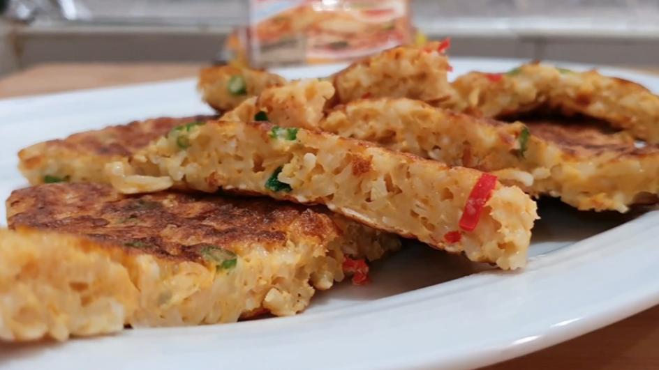 Omelet Sambal Tumis MAGGI Chef Muluk