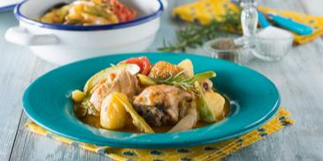 Κοτόπουλο μεσογειακό
