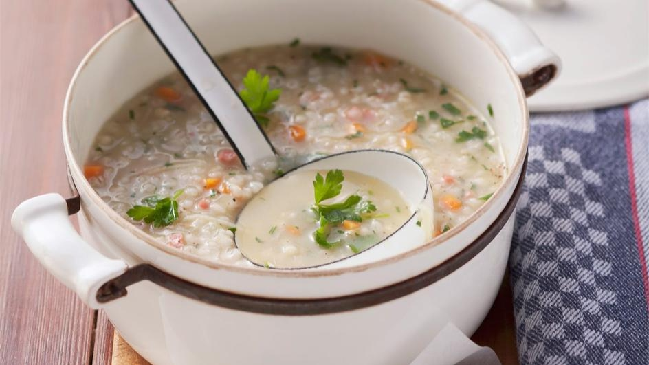 Krupnik rodzinna zupa WINIARY