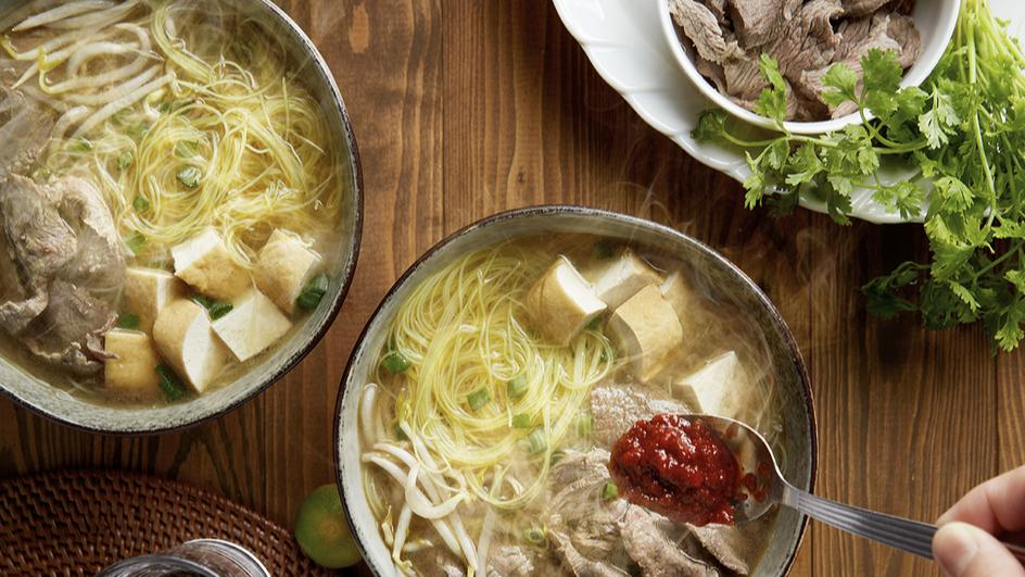 Bihun Sup Utara