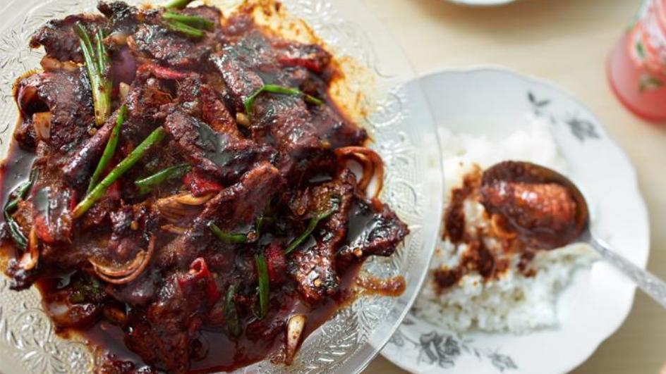 Daging Hitam Rasa Sayang (Daging Masak Kicap)