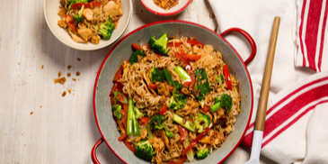 Honey Soy Chicken Noodle