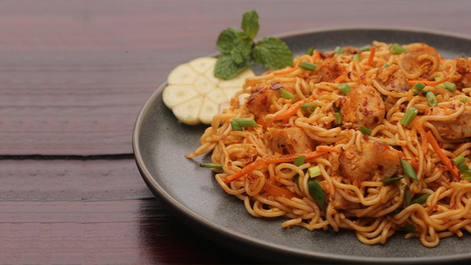 MAGGI Fish Noodle Recipe