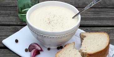 Zupa chlebowa z Dolnego Śląska