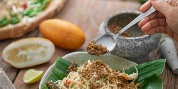 Dayak-Style Cool Cucumber Kerabu