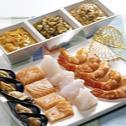 Fondue bacchus aux poissons et fruits de mer