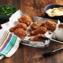 Buttermilk Fried Chicken with Mash & Gravy