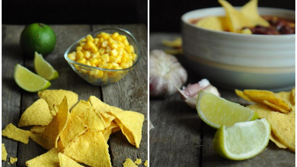 Zupa meksykańska z fasolką