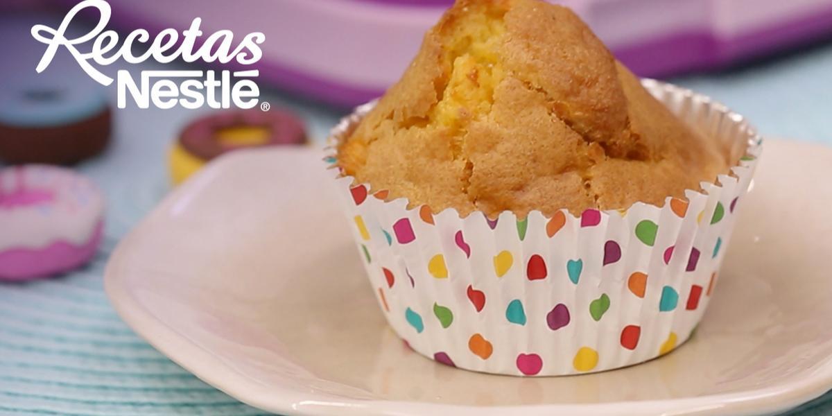 Muffins de Maíz y Queso