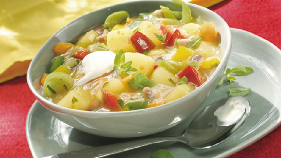 Kartoffel-Gulasch