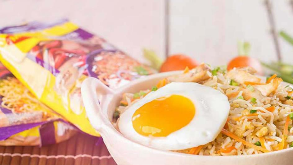 Spicy MAGGI Noodles and Rice Mix