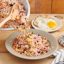 All-in-Onederful Corned Beef Fried Rice