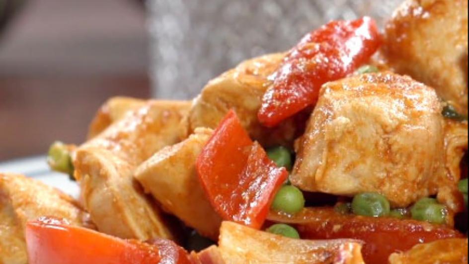 Ayam Masak Merah Beryogurt