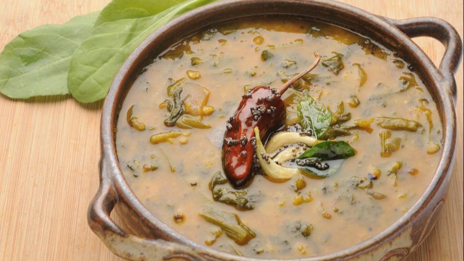 Banaras Ka Sagpaita Recipe