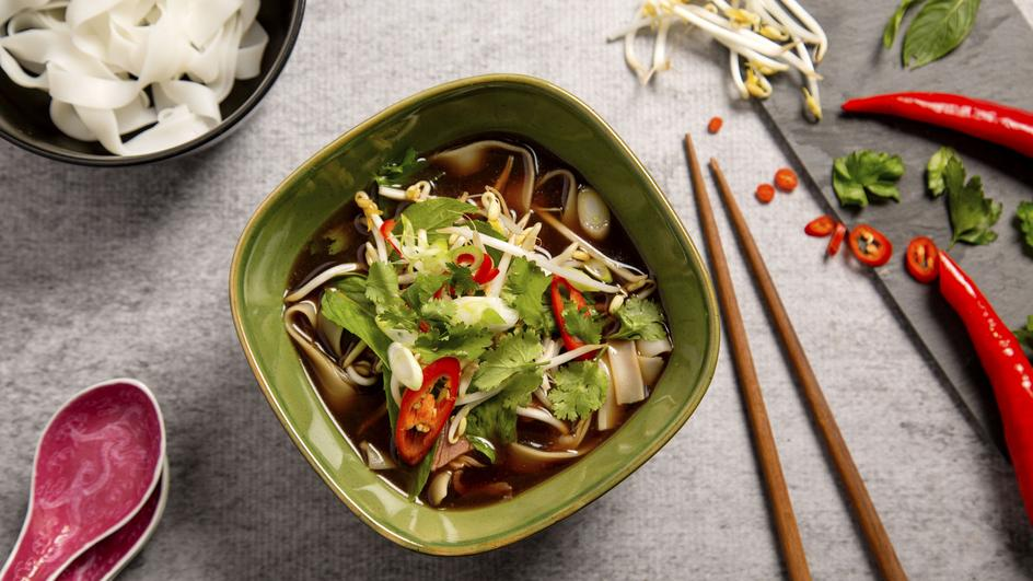 Asian Beef Soup