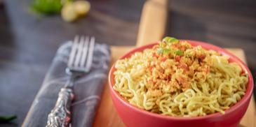 Paneer Taka Tak Bhurji MAGGI Noodles Recipe