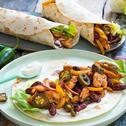 Sweet-Chili Wrap