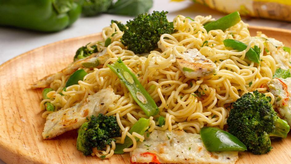 Maggi Nai Miris Omelette Noodles