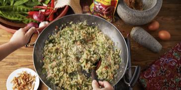 Tepus Fried Rice