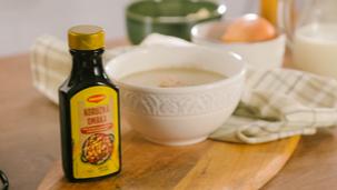 Kremna juha z gobami