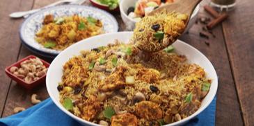 Nasi Arab Masyhur Bersama Ayam