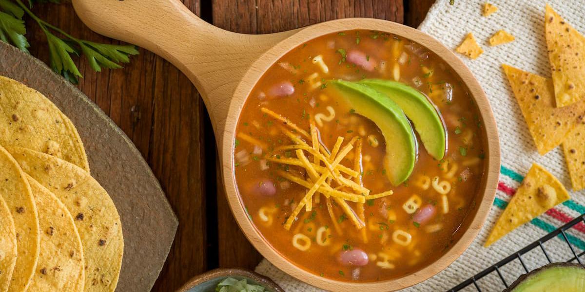 Sopa de Nachos