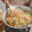 Chicken Bihon Guisado