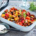 Schnelles Ratatouille-Gemüse