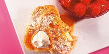 Kartoffel-Apfel-Waffeln
