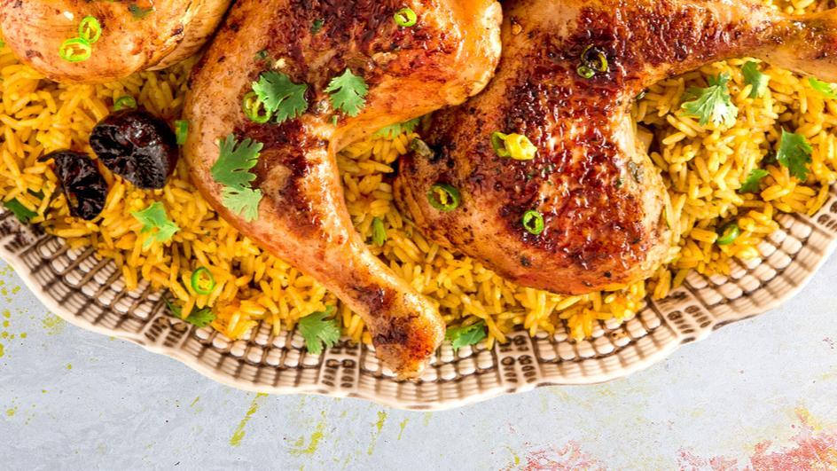 Chicken Machboos
