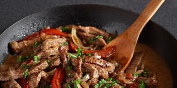 Beef Shawerma